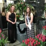 Tulpenkoningin en princes Bloembollen Vakdagen Flevoland 2018