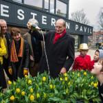 Tulpenfestival Amsterdm 2018 Doop Van Eesteren