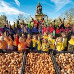 Beplanting Vondelpark 2018
