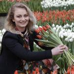 Aanmelden als Tulpenprinses